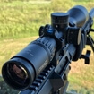 Picture of Steiner P4Xi 4-16X56mm Scope w/ SCR MIL Reticle