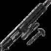 "Picture of DSG Complete 10.5"" 5.56mm Duty Grade Upper w/ 9.5"" Geissele MK14 Rail & Geissele Super CH"
