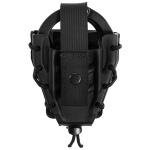 High Speed Gear Kydex U-Mount Handcuff Taco - Black