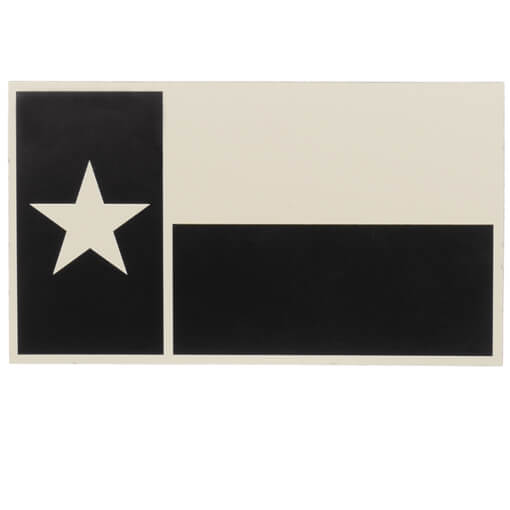 IR Tools IR Texas State Flag - Tan/Black