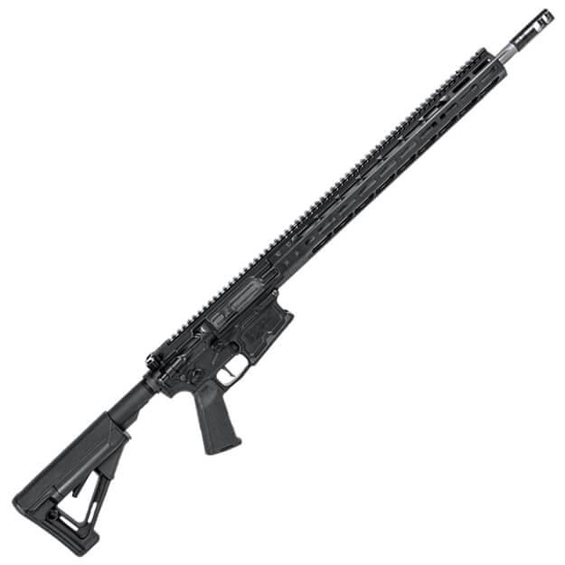 "ZEV Small Frame 6.5 Creedmoor 20"" Rifle - Black"