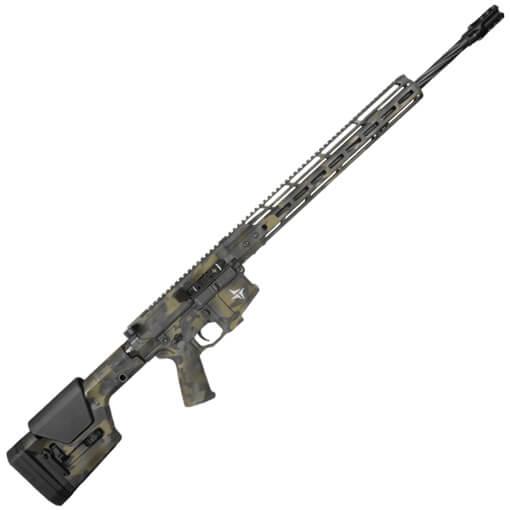 "TriArc TSR-10 Service Enhanced 22"" Spiral Fluted 6.5 Creedmoor Rifle - Black Multicam Cerakote"