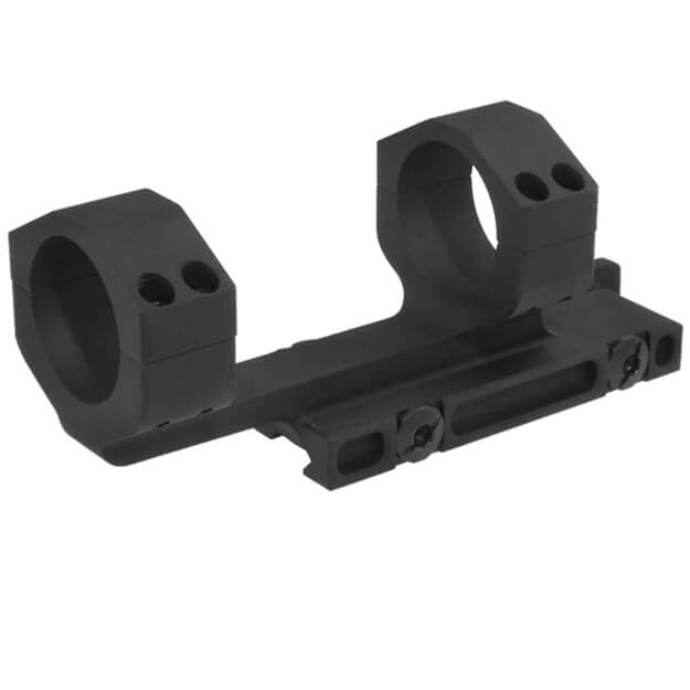 "Midwest Industries 35MM QD Scope Mount w/ 1.40"" Offset - Black"