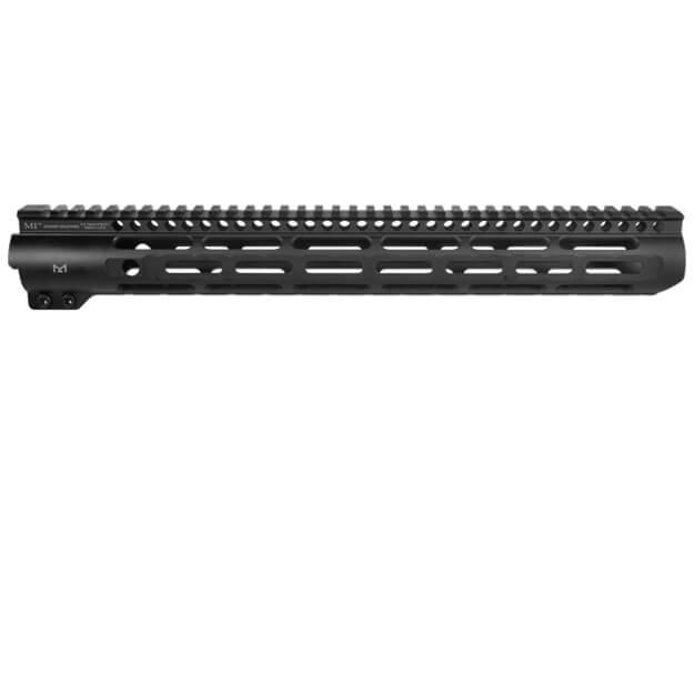 "Midwest Industries 15"" Slim Line M-LOK Handguard - Black"