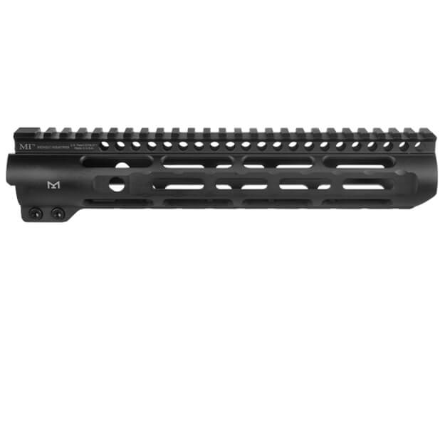 "Midwest Industries 10.5"" Slim Line M-LOK Handguard - Black"