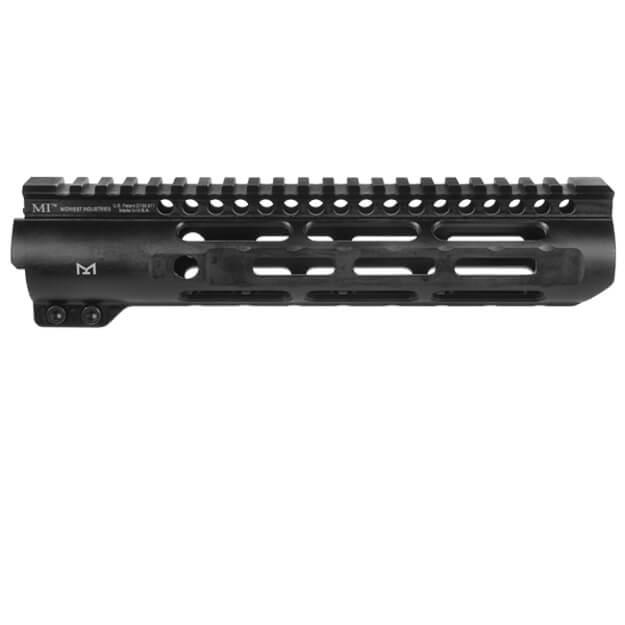 "Midwest Industries 9.25"" Slim Line M-LOK Handguard - Black"