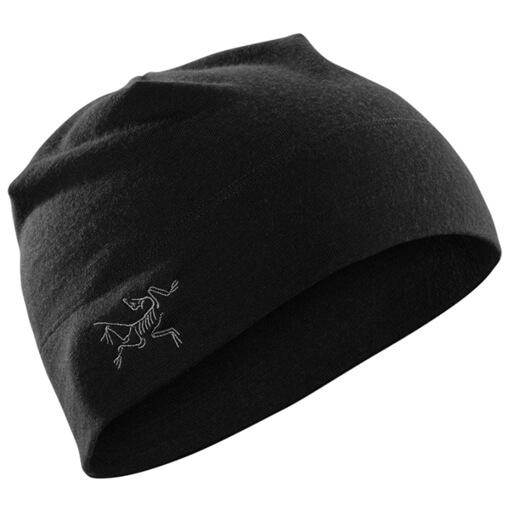 Arcteryx Rho LTW Beanie - Black