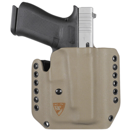 Alpha Holster Glock 48 Right Hand - E2 Tan