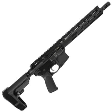 "BCM 11.5"" Recce Pistol w/ 10"" MCMR Rail - SBA3 Brace - Black"