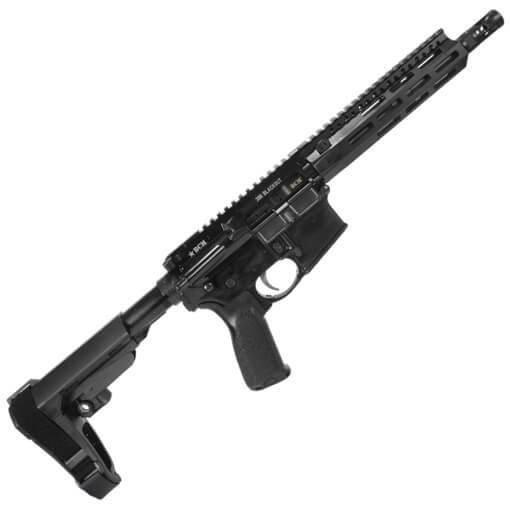 """BCM 9"""" Recce 300 Blackout Pistol w/ 8"""" MCMR Rail - SBA3 Brace - Black"""
