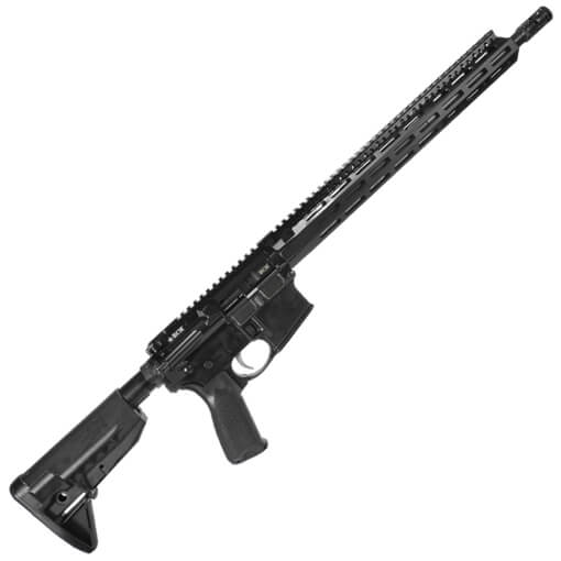 """BCM 16"""" Recce Rifle w/ 15"""" MCMR Rail - Black"""