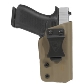 CDC Holster Glock 48 Right Hand - E2 Tan