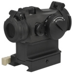 Aimpoint Micro H-2 2 MOA - LRP Mount w/ 39MM Spacer