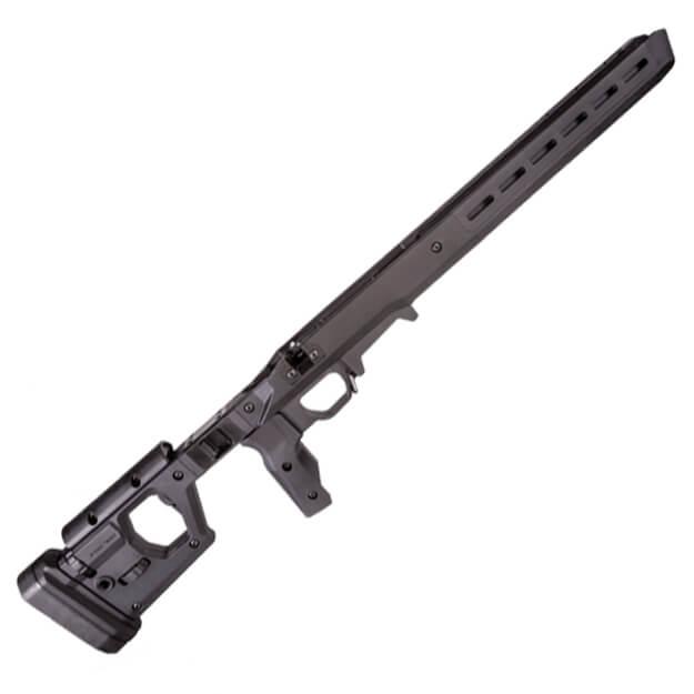 MAGPUL Pro 700 Fixed Stock - Remington 700 Short Action - Black