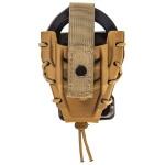 High Speed Gear Kydex U-Mount Handcuff Taco - Coyote Brown
