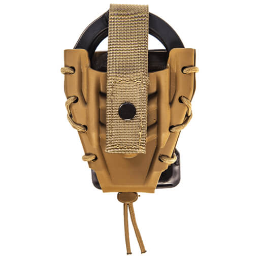 High Speed Gear Kydex U-Mount Handcuff Taco - Coyote Brown