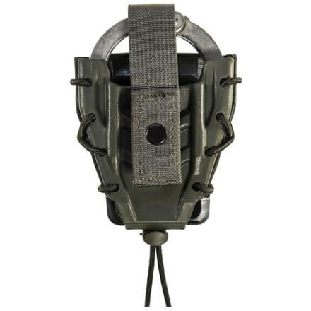 High Speed Gear Kydex U-Mount Handcuff Taco - Olive Drab Green