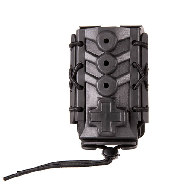 High Speed Gear Kydex U-Mount Tourniquet Taco - Black