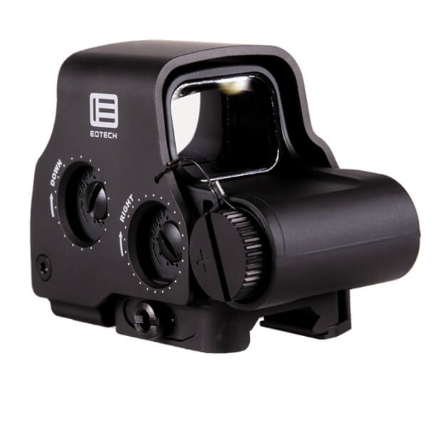 EOTech XPS 2-0 Holographic Sight - 68 MOA Green Ring w/ 1 MOA Dot