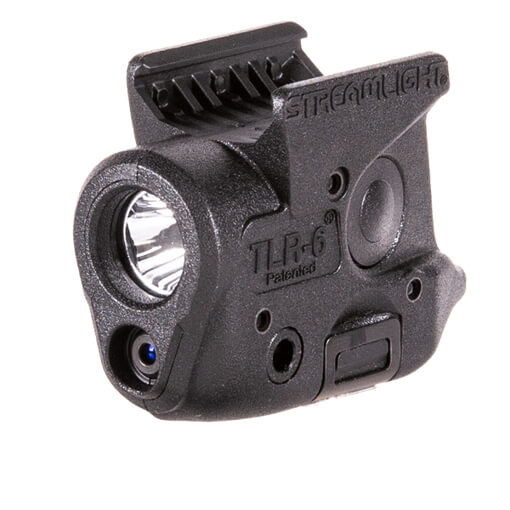 Streamlight TLR-6 Sig Sauer P365 LED/ Red Laser Tactical Light - Black