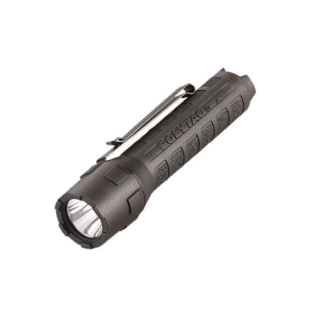 Streamlight PolyTac X USB w/ 18650 USB Battery - Black