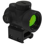 Trijicon 1x25 MRO - 2.0 MOA Adjustable Green Dot w/ Co-witness Mount