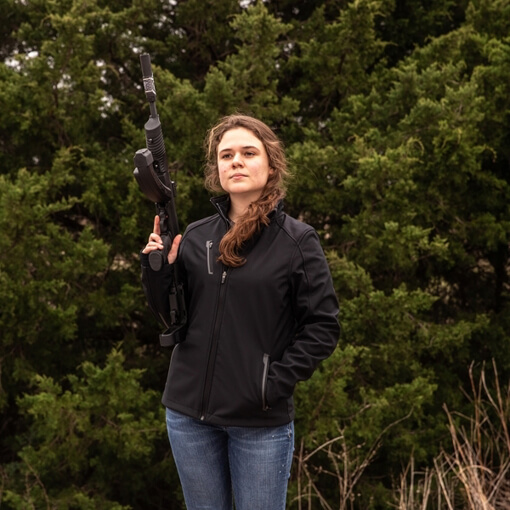 Picture of DSG Arms Welded Soft Shell Jacket
