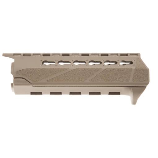 BCM Gunfighter PKMR Polymer KeyMod 5.56MM Carbine Length Rail - Dark Earth