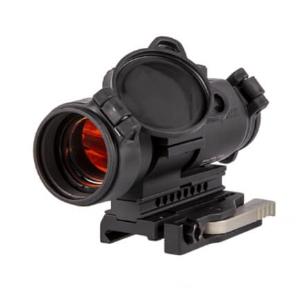 Aimpoint Patrol Rifle Optic PRO 2 MOA w/ LRP Mount