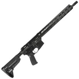 "BCM 16"" Recce Light Weight Rifle w/ 15"" MCMR Rail - Black"