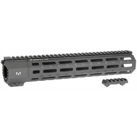 """Midwest Industries 12"""" SP Series M-LOK Handguard - Black"""