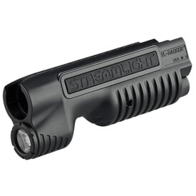 Streamlight TL Racker Shotgun Forend Light - Remington 870 - Black