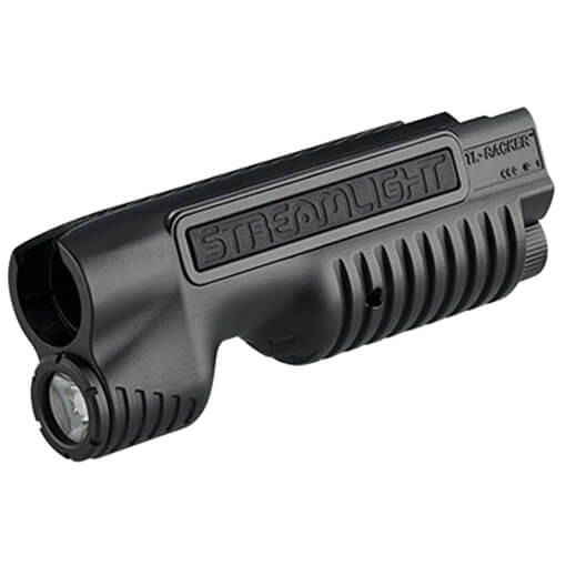 Streamlight TL Racker Shotgun Forend Light - Mossberg 500/590 - Black
