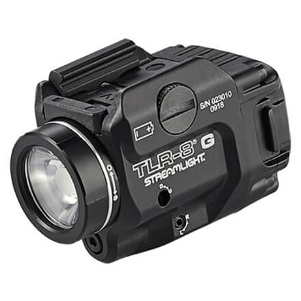 Streamlight TLR-8G 500 Lumen Weapon Light w/ Green Laser