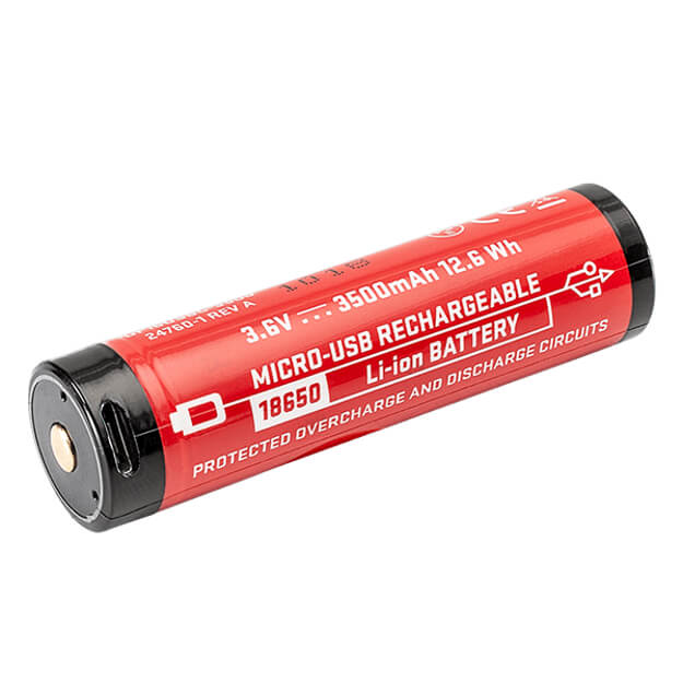 Surefire SF18650B Lithium Rechargeable Battery