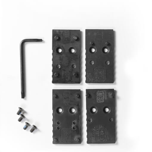 GLOCK MOS Adapter Plate Set 01 - OEM 33531