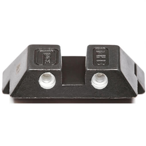GLOCK 6.5mm Rear Night Sight - OEM NR17G24