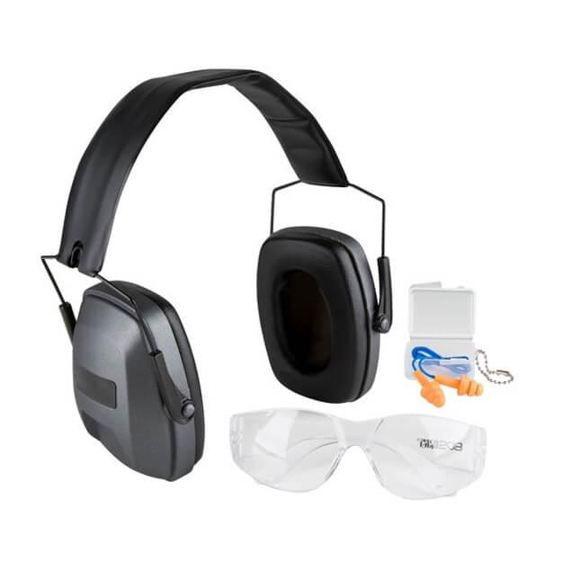 Safariland Protective Range Kit w/ Professional Eye & Ear Protection