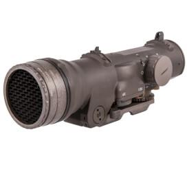 Elcan Specter DR Dual Role 1.5x/6x Optical Sight 7.62 CX5456 Reticle w/ ARMS Mount - FDE