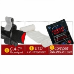 North American Rescue Compact Officer Response Emergency Kit - CORE