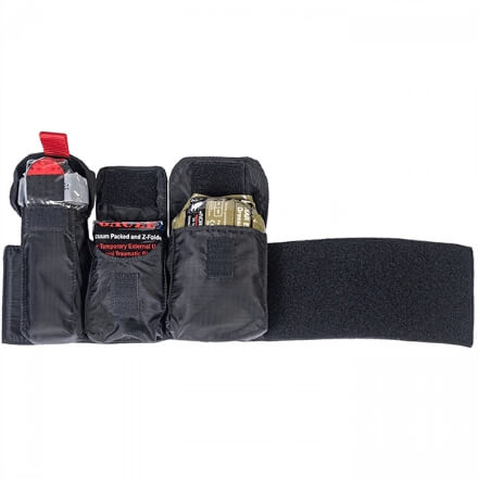 North American Rescue Ankle Trauma Kit w/ Combat Gauze LE
