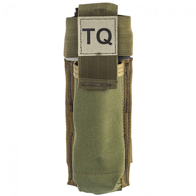 North American Rescue CAT Tourniquet Holder - Olive Drab Green