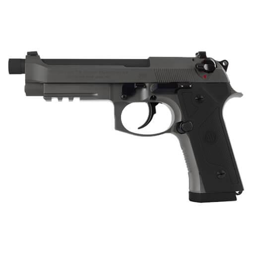 Beretta M9A3 9MM Pistol w/Threaded Barrel & 3 17rd Magazines - Black - Type F