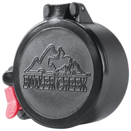"Butler Creek Flip-Open Scope Cover - #19 Eyepiece 1.730"" 43.9MM"