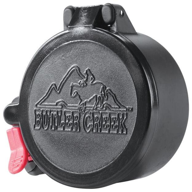 "Butler Creek Flip-Open Scope Cover - #20 Eyepiece 1.775"" 45.1MM"