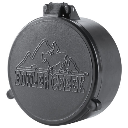 "Butler Creek Flip-Open Scope Cover - #51 Objective 2.575"" 65.4MM"