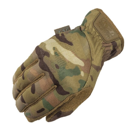 Mechanix Wear Fast Fit Tactical Gloves - Multicam