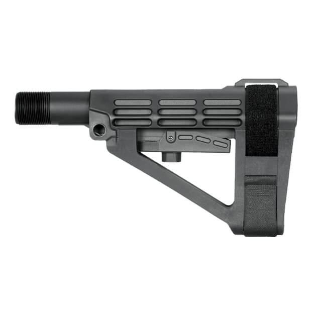 SB Tactical SBA4 Adjustable Brace - Black