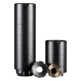 Dead Air Armament WOLFMAN Modular 9mm Subgun / Pistol Suppressor