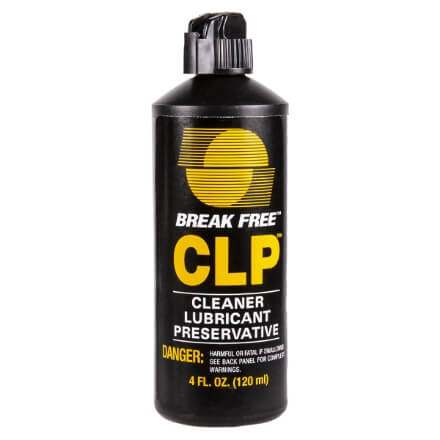 BreakFree CLP 4 oz Squeeze Bottle